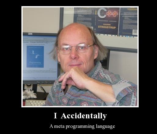 C++ Accident