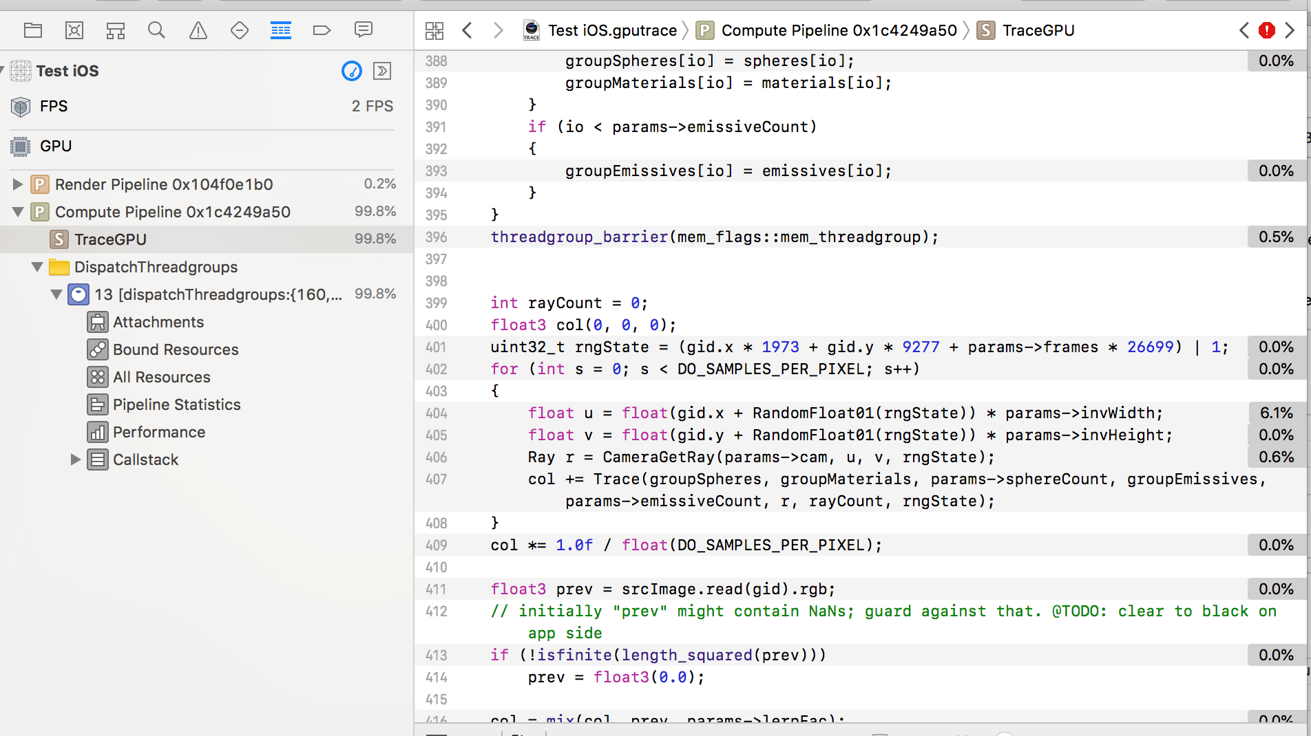 Pathtracer 14: iOS · Aras' website