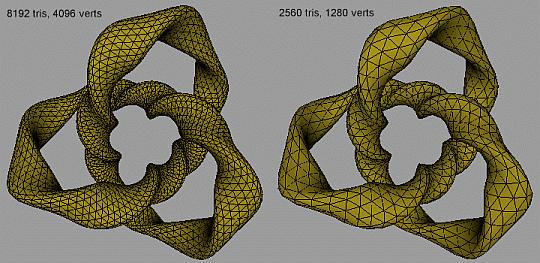 Reverse extruded shadow volumes · Aras' website